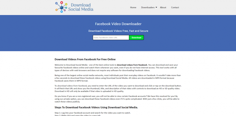 Download Social Media