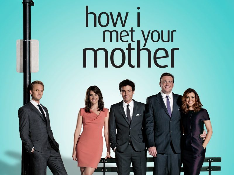How I Met Your Mother (追愛總動員)