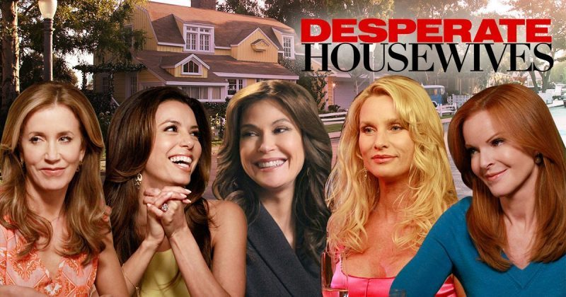 Desperate Housewives (慾望師奶)